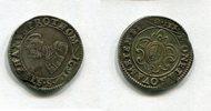 12 Groschen 1621 Stadt Metz ~ St. Stephanu...