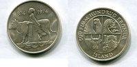 500 Kronur 1974 Island ~ unc