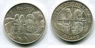 1000 Kronur 1974 Island ~ unc