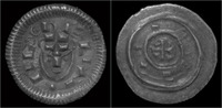 dinar 1131-1141AD Hungary Hungary Bela II ...