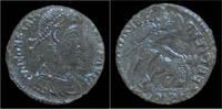AE3 337-361AD Roman Constantius II AE3 sol...