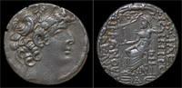 tetradrachm 46/45BC Roman Q.Caecilis Bassu...