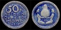 50 pfennig 1921 Höhr Notgeld- Coblenz  Höh...