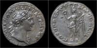 denarius 98-117AD Roman Trajan  AR denariu...