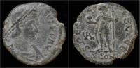 AE16 324-361AD Roman Constantius II AE16 VF
