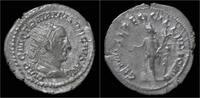 antoninianus 249-251AD Roman Trajan Decius AR antoninianus Genius stand... 59,00 EUR free shipping