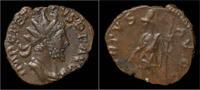 antoninianus 271-274AD Roman Tetricus I billon antoninianus Virtus stan... 32,00 EUR free shipping