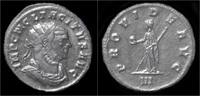 antoninianus 275-276AD Roman Tacitus silvered antoninianus Providentia ... 129,00 EUR free shipping