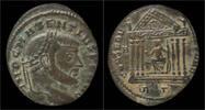follis 306-312AD Roman Maxentius billon fo...