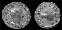antoninianus 250-251AD Roman Herennius Etr...