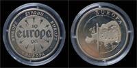 1998 Europa Europa medaillon 1998 PP