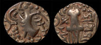 stater 5th cent AD India North India Kidar...