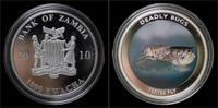 1000 kwacha 2010 Zambia Zambia 1000 kwacha...