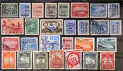 Ecuador Ecuador - lot stamps (ST686)