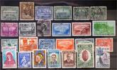 Ecuador Ecuador - lot stamps (ST691)