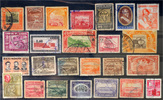 Ecuador Ecuador - lot stamps (ST720)