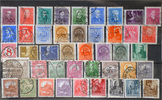 Hungary Hungary - lot stamps (ST703)