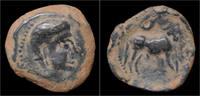 semis 1st cent BC Spain Spain Castulo AE S...