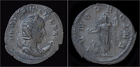antoninianus 249-251AD Roman Herennia Etru...