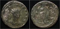 antoninianus 253-268AD Roman Gallienus bil...