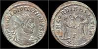 antoninianus 284-305AD Roman Diocletian si...