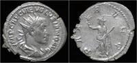 antoninianus 251-253AD Roman Volusian AR a...