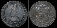 Ecu 1792 Liege Liege Sede Vacante Ecu au S...