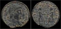 AE22 350-353AD Roman Magnentius AE22 VF