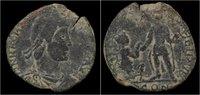 AE22 383-386AD Roman Magnus Maximus AE22 F
