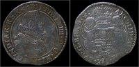 1/2 ducaton 1633 Brabant Brabant Filips IV...
