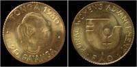 20 pa anga 1980 Tonga Gold Tonga 20 Pa ang...