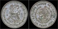 peso 1961 Mexico Mexico 1 peso 1961 VF