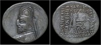 drachm 90-80BC Parthian Kingdom Parthian K...