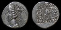 drachm 38-2BC Parthian Kingdom  VF+