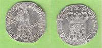 Silberdukat 1663 Utrecht Prachtexemplar, s...