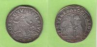 mezzo Giustina maggiore da 80 Soldi 1585-1...