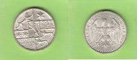3 Reichsmark 1927 A Weimarer Republik Uni ...
