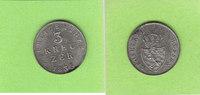 3 Kreuzer 1835 Hessen-Darmstadt toll erhal...