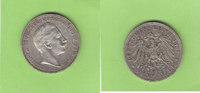 5 Mark 1907 Preußen  sehr schön