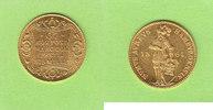 Dukat 1864 Hamburg GOLD, sehr hübsch vz-st...