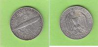 3 Reichsmark 1930 A Weimarer Republik Zepp...