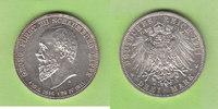 3 Mark 1911 Schaumburg-Lippe Tod Fürst Geo...