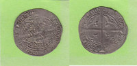 double gros 1404-1417 Hennegau Hainaut sel...