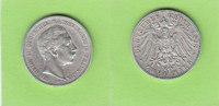 2 Mark 1898 Preußen besserer Jahrgang sehr...