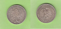 5 Reichsmark 1932 G Weimarer Republik Eich...