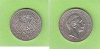5 Mark 1908 Preußen toll erhalten, selten ...