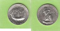 Half Dollar 1920 USA Pilgrim, toll erhalte...