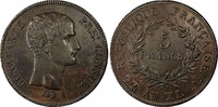 AN XI FRANCE Napoleon 5 Francs Essai in B...