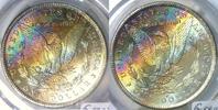 Morgan Dollar 1879-S USA  PCGS MS 63