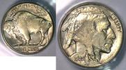 Buffalo Nickel 1935-S USA  PCGS MS 63